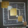 TABLEAU : » Le carré » 2014